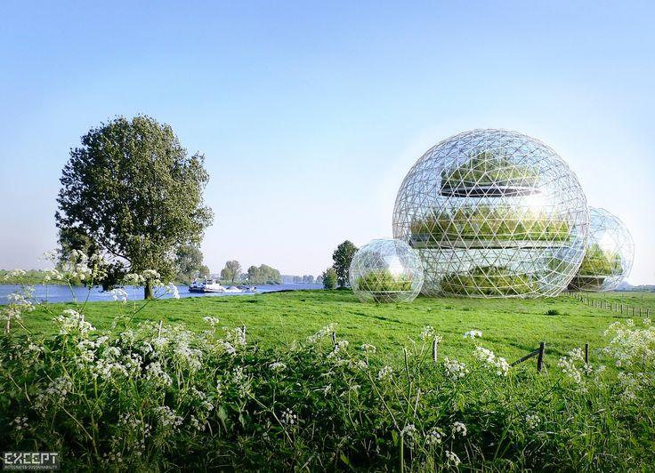 Portal to Venlo - Sustainable Greenhouse Industry Area Development ...
