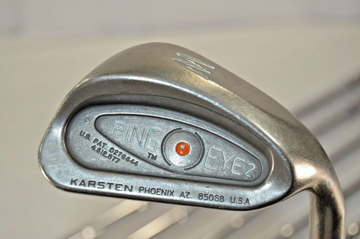 PING Orange Dot Ping Eye 2 Iron Set 2-9-SW-PW Steel Shaft Men's RH | Sporting Goods, Golf, Golf Clubs & Equipment | eBay!