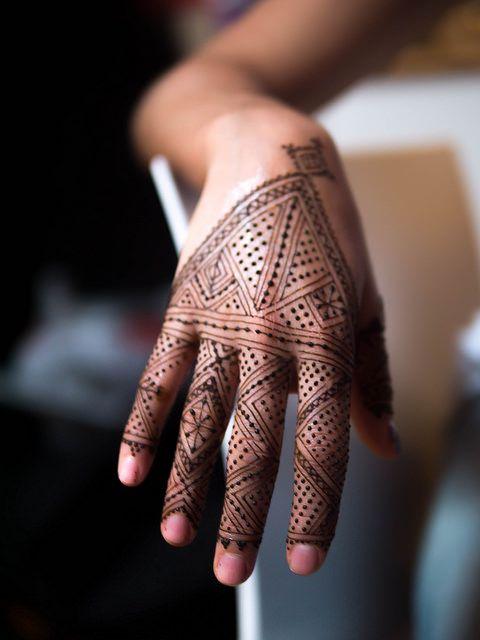 Moroccan henna by kenzi