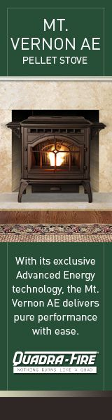 Exceptionally quiet operation, a large hopper and flexible fuel options make the Mt. Vernon the best quiet pellet stove available. Exclusive Advanced Energy technology ensures high-efficiency performance; just select your fuel type and the Mt. Vernon does the rest.