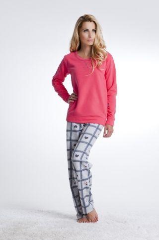 Piżama ze spodniami PD-4106