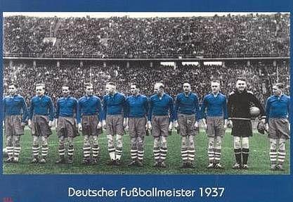 Deutscher Meister 1937: Schalke 04