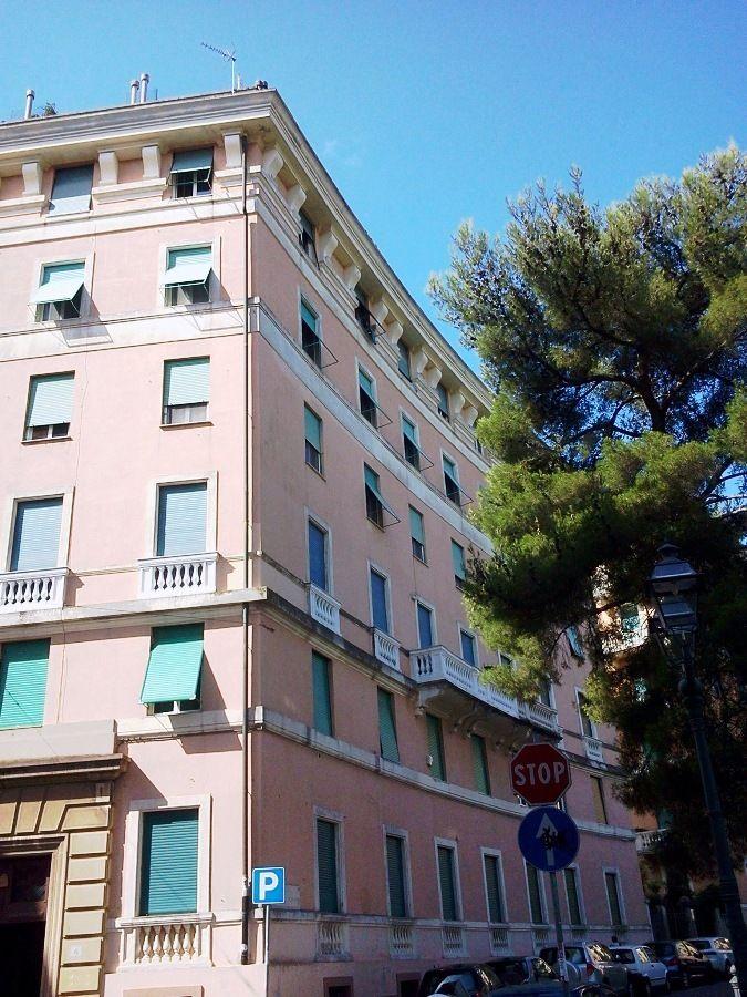 Pegli Genova (Italy - Liguria). Piazza Bonavino.  Foto di Giovanni Pititto