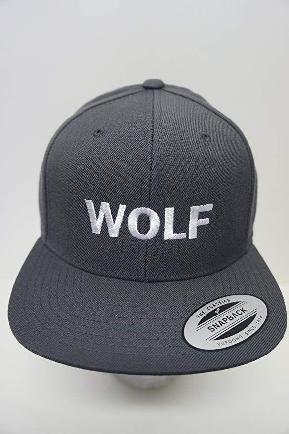dbd07391 WOLF Gang Tyler The Creator Snapback Hat | Vinyl, Colored Vinyl ...