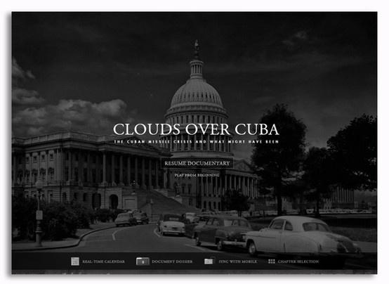 Cloudsovercuba.com Diseño: 5 Responsive: 0 Navegación: 3  Contenido: 4 Usabilidad: 5