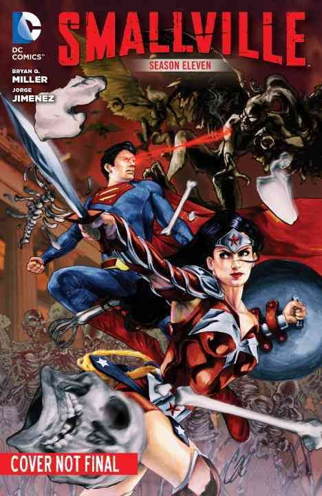 DC Comics Smallville Season 11 5: Olympus