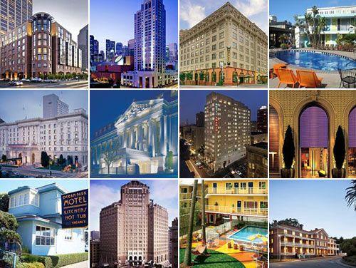 The 18 Essential San Francisco Hotels November 13