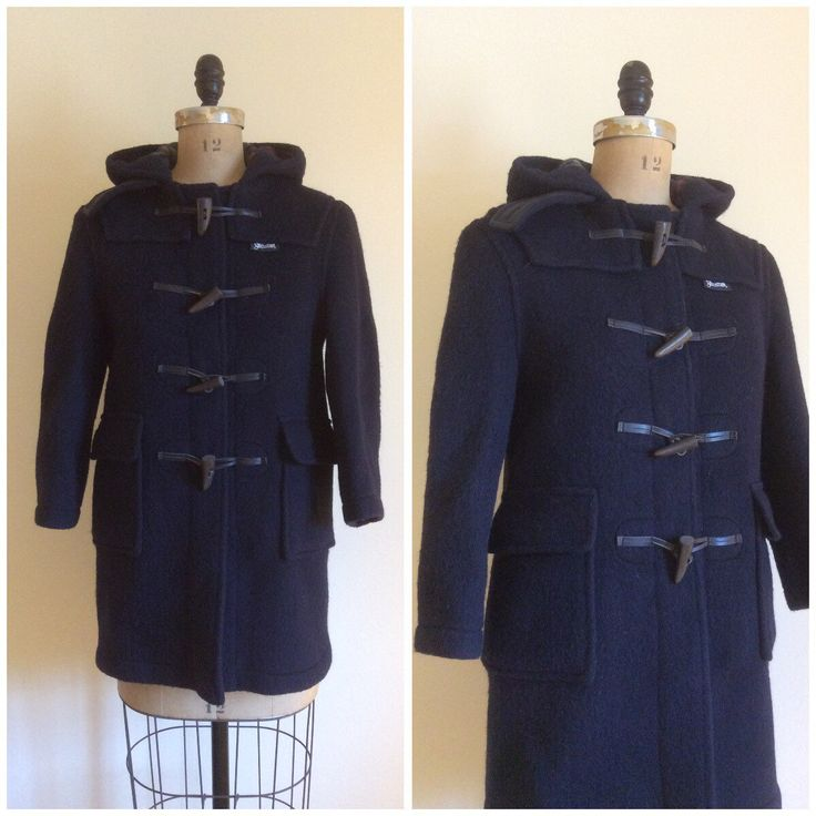 Best 25  Gloverall duffle coat ideas only on Pinterest   Duffle ...