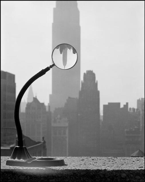 Erich Hartmann, New York Stories 1946-1957: Empire States Building, New York Cities, Erich Hartmann, Magnum Photos, Erichhartmann, Buildings, Empire State Building, New York City, U.S. States