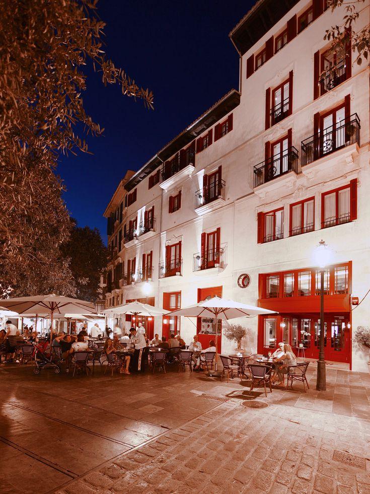 23 best hotel cort palma de mallorca images on pinterest design hotel boutique hotels and hotels for Palma de mallorca hotels with swimming pool