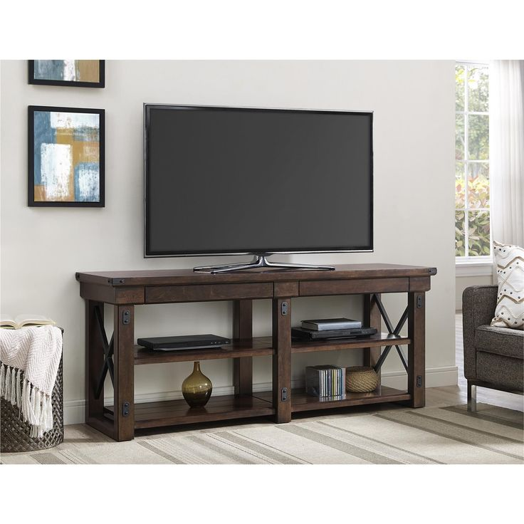 Best 25 65 inch tv stand ideas on pinterest tv console for Living room with 65 inch tv