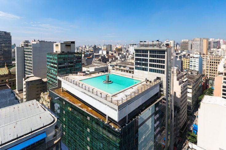 Com piscina e vista panorâmica, nova unidade do Sesc chega a São Paulo em agosto