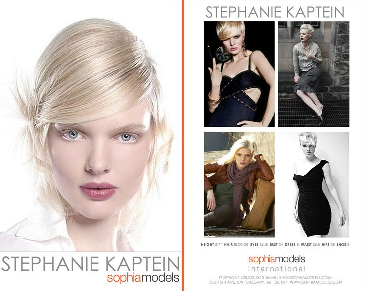 41 best MODEL COMP CARDS images on Pinterest