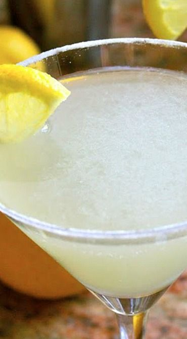 The Best Lemon Drop Martini You'll Ever Have...