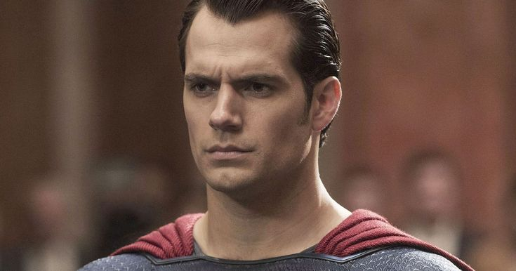Henry Cavill auditioning in the original 'Superman' suit is a thing of beauty