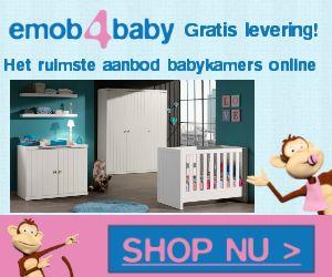 Toekomstige of kersverse ouders zijn aan het juiste adres bij Emob4baby.nl. Emob4baby.nl biedt een originele selectie babykamers aan van gerenommeerde Europese fabrikanten. Alle meubelen worden vervaardigd uit duurzame en veilige materialen waardoor de kamer later nogmaals gebruikt kan worden of kan worden doorverkocht.