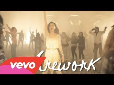 Katy Perry - Firework (Lyric Video)-Use this video with lyrics to teach about figurative language.  Lesson plan idea at:  http://polkadottedteacher.blogspot.com/2012/04/figurative-language-and-fireworks.html