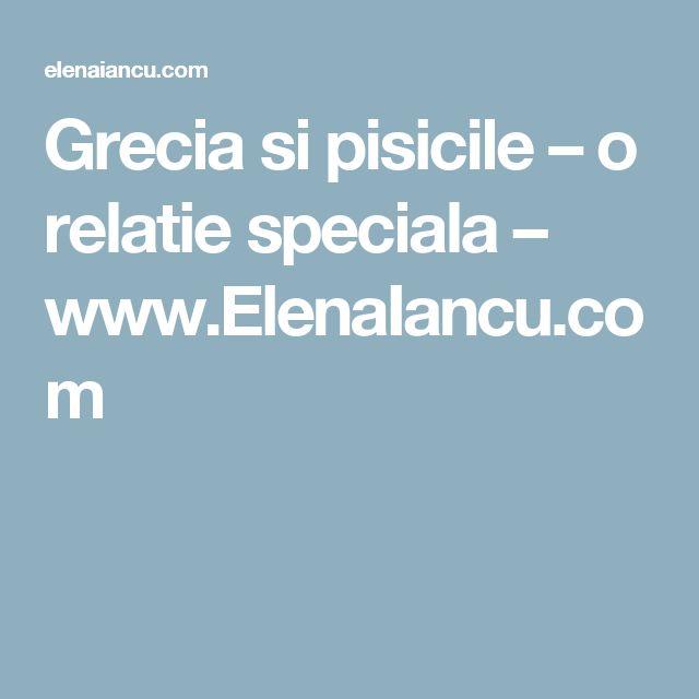 Grecia si pisicile – o relatie speciala – www.ElenaIancu.com