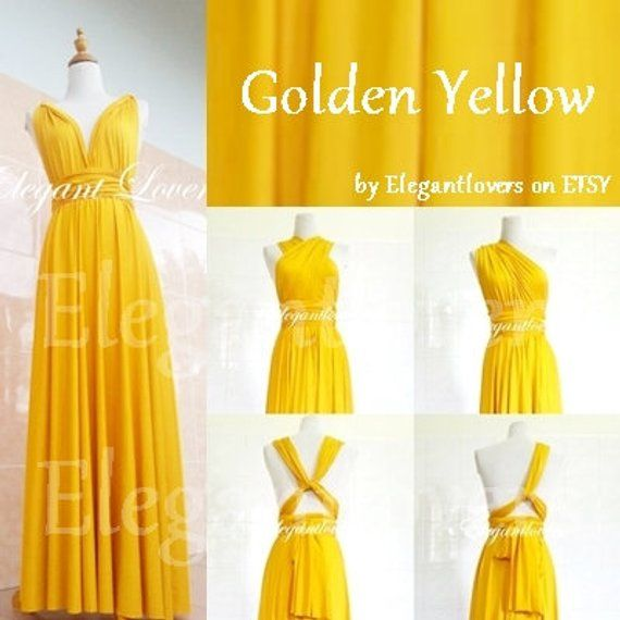 Yellow Wedding Dresses Petite