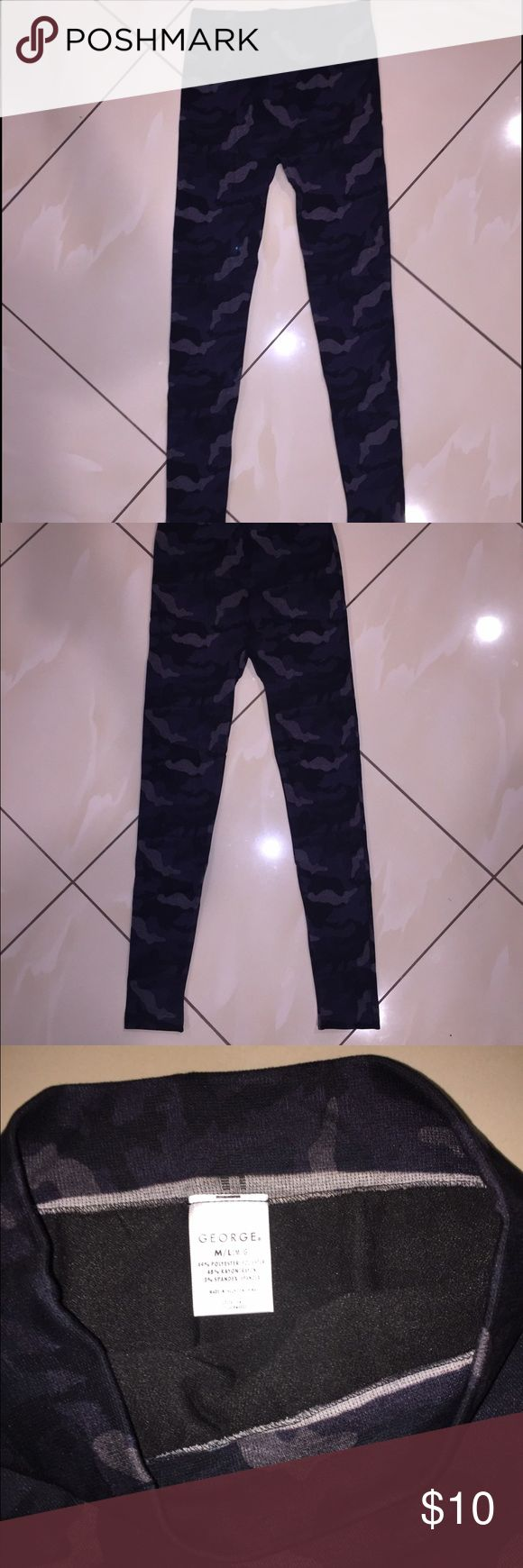 BNWT Camouflage Leggings Brand New without tags! Camouflage women's leggings size M/L (not Nike) Nike Pants Leggings