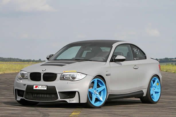 BMW 1-Series M Coupe gets tweaked by LEIB Engineering
