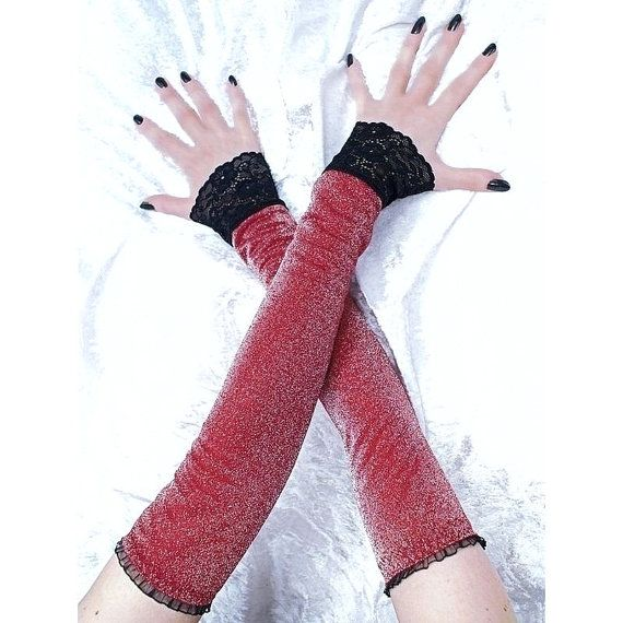 extra long fingerless gloves arm warmers in by FashionForWomen, https://www.etsy.com/listing/209517537/extra-long-fingerless-gloves-arm-warmers?ref=shop_home_active_5