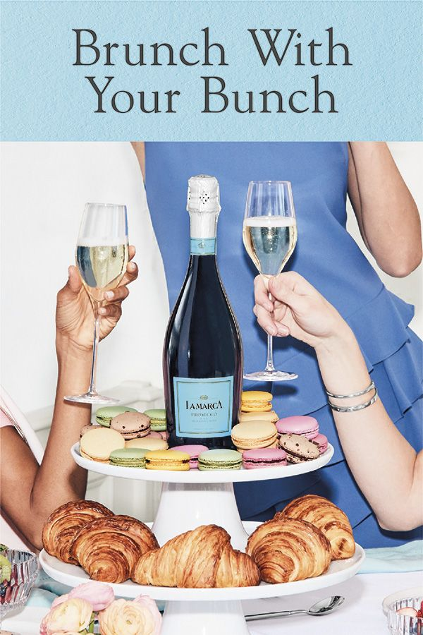 huge discount 78935 b5b23 Add some extra sparkle to your brunch with La Marca Prosecco ...