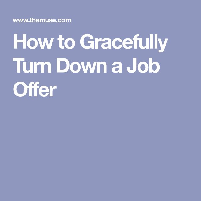 Best 25+ Job offers ideas on Pinterest Job offer, On the job - politely turning down a job offer