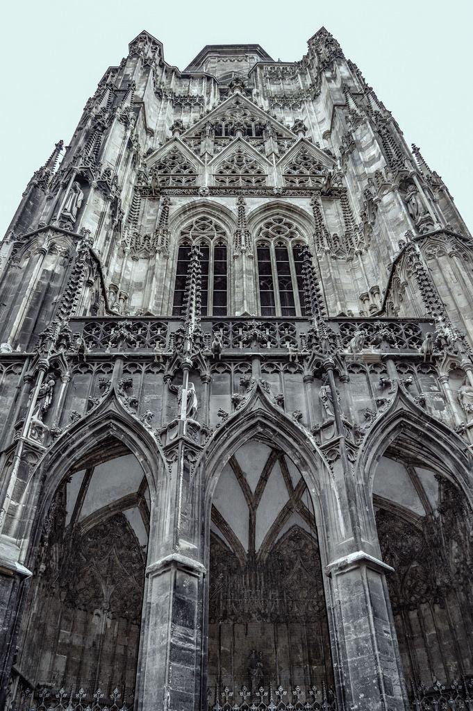 Torre de Águila, Catedral de San Esteban de Viena (Vienna - Austria)