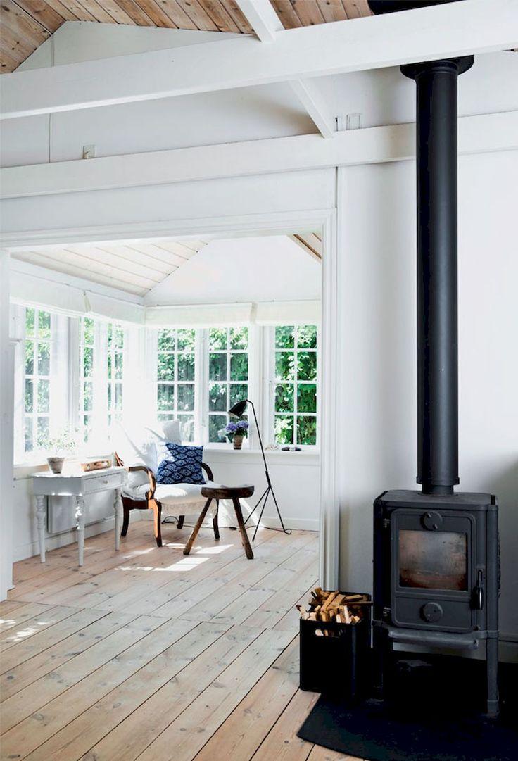 25 Awesome Living Room Design Ideas On A Budget: Best 25+ Scandinavian Fireplace Ideas On Pinterest