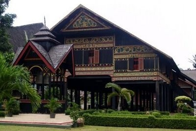 Aceh house