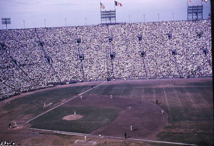 LA Coliseum 1959 World Series - Los Angeles Dodgers