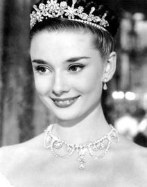 Audrey Hepburn: one of my FAVORITE actresses of all time. This picture from War and Peace, really shows how beautiful she is! Plus, did you know she won a Tony, an Oscar, a Grammy and an Emmy? Crazy right? She's amazing and so inspiring.