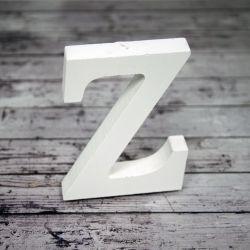 Dřevěné písmeno Z, 8cm