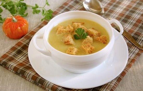 Рецепты супа-пюре с гренками, секреты выбора ингредиентов и