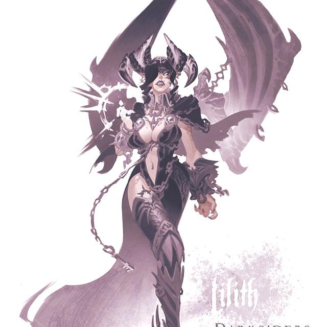 Darksiders II Lilith - YouTube
