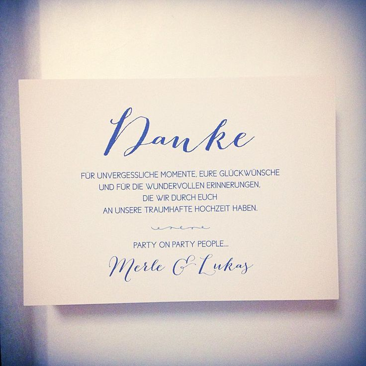 Danksagungstext Hochzeit Originell: Sweet Words #dankeskarte #hochzeit #hochzeitseinladung