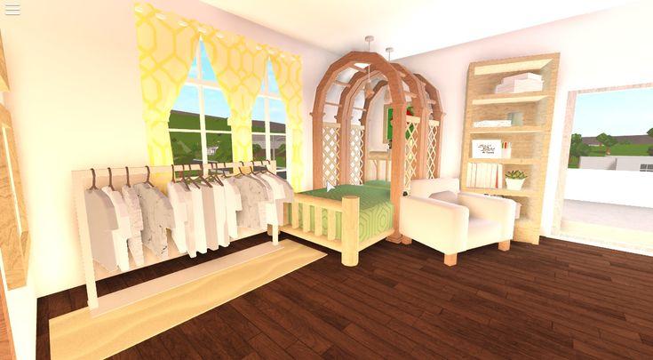 Roblox Bloxburg bedroom With images Bedroom house