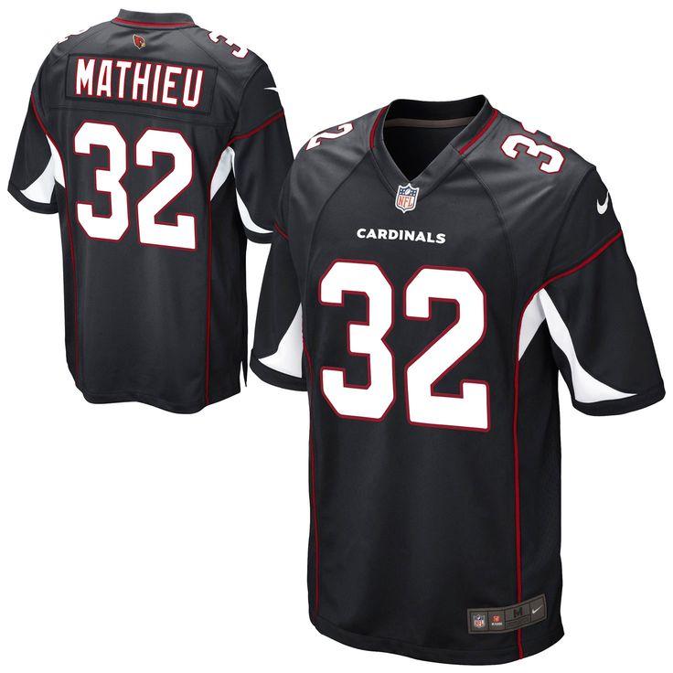 Tyrann Mathieu Arizona Cardinals Nike Youth Alternate Game Jersey – Black - $74.99