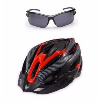Cheap EcoSport Ultralight Cycling Helmet Red + UV400 Polarized Cycling GlassOrder in good conditions EcoSport Ultralight Cycling Helmet Red + UV400 Polarized Cycling Glass Before OE702SPBIPPPANMY-1712313 Sports & Outdoors Outdoor Recreation Cycling EcoSport EcoSport Ultralight Cycling Helmet Red + UV400 Polarized Cycling Glass
