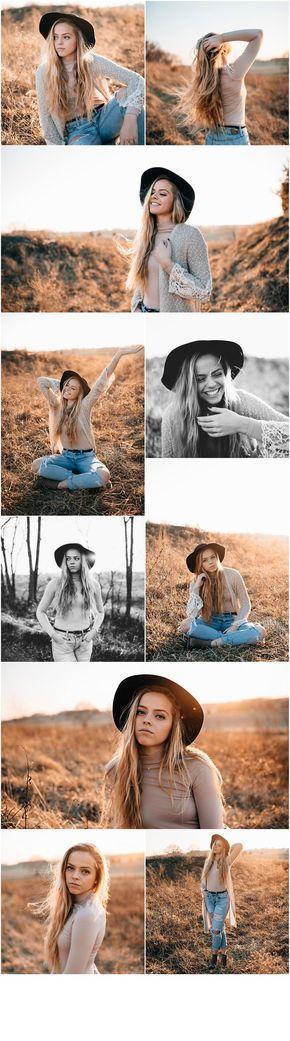 Senior Pictures, senior portraits, high school senior photography, senior portrait inspiration, senior portrait outfit ideas, boho senior portraits, boho inspired senior pictures, senior portrait photography, senior portrait photographer