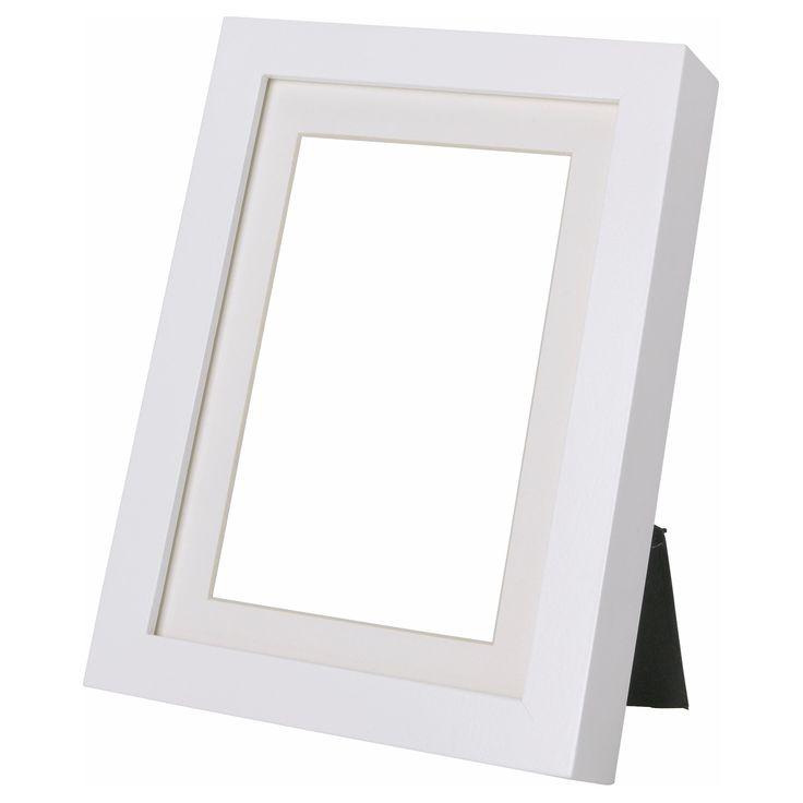 RIBBA çerçeve beyaz 18x24 cm   IKEA Ev Dekorasyonu Ev Dekorasyonu http://turkrazzi.com/ppost/539869074071047120/