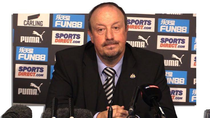 awesome Newcastle 0-2 Tottenham - Rafael Benitez Full Post Match Press Conference - Premier League