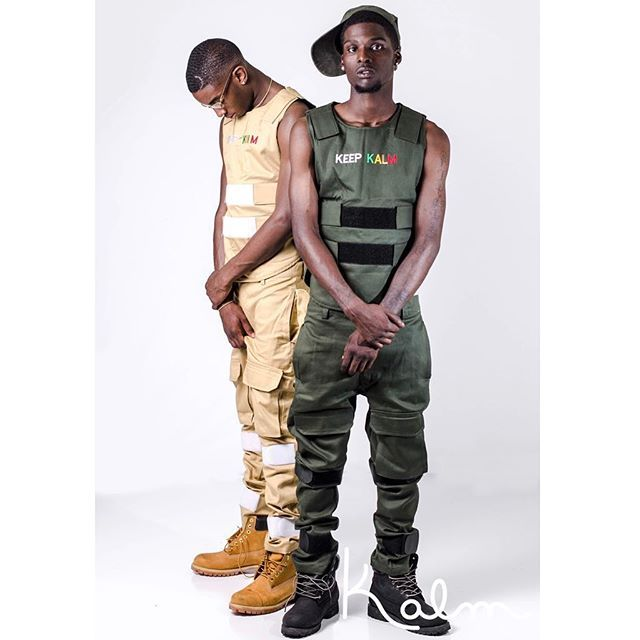 Bullet Proof Vest set by Kalm now available in 2 colors