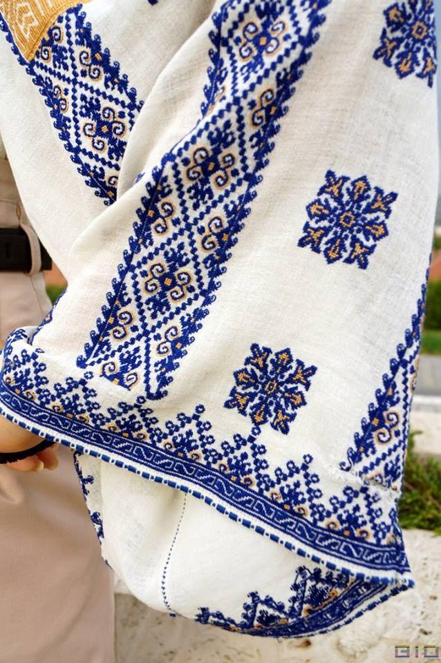 Traditional Romanian motifs