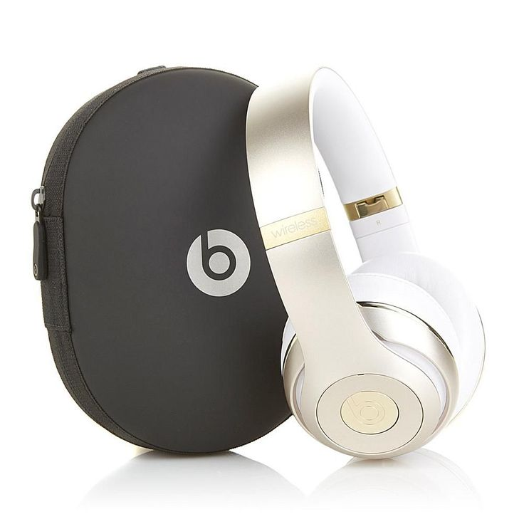 Beats by Dr. Dre Beats Studio Wireless® Rechargeable Over-Ear Noise-Canceling Headphones -