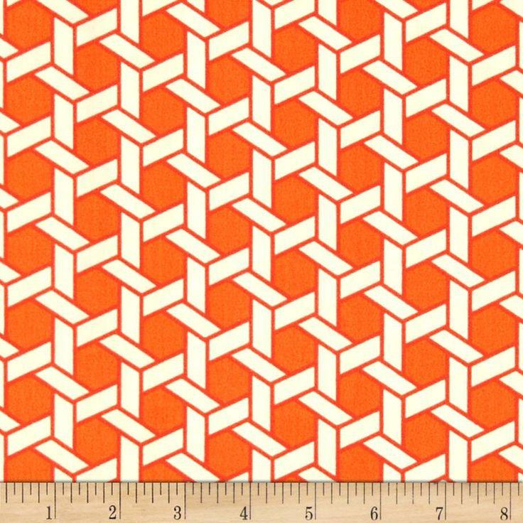 Waverly Shoji Chintz Koi Fabric for the home