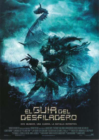 """El guía del desfiladero (2007) """"Pathfinder"""" de Marcus Nispel - tt0446013"""