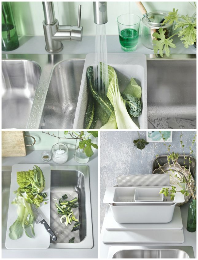 Loving these new IKEA kitchen products + accessories.