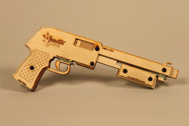 10 Best Images About Rubber Band Gun On Pinterest
